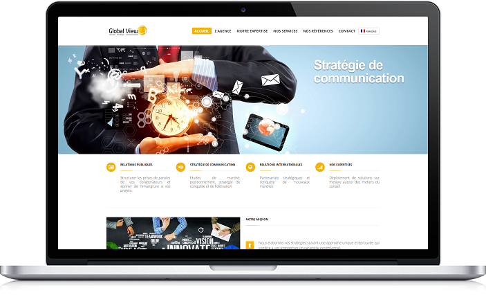 Site Web de GlobalView