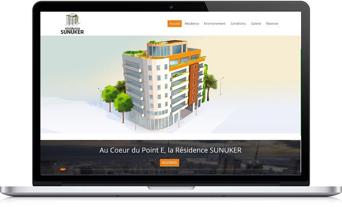 Site Web Sunuker